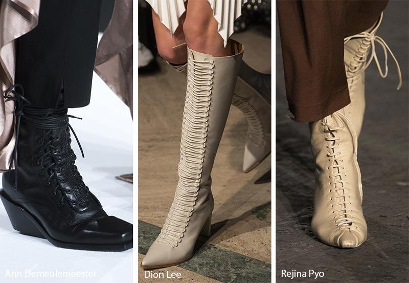 Xu hướng giày nữ khuấy đảo làng thời trang dịp xuân hè 2020