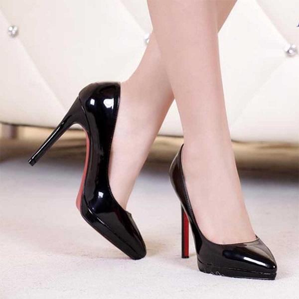 6 mẫu giày cao gót sành điệu mà các bạn nữ không thể bỏ qua