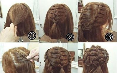 1001 cách tết tóc tuyệt đẹp mà đơn giản không thể bỏ qua