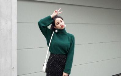 3 kiểu áo len đang thống trị mùa đông năm nay