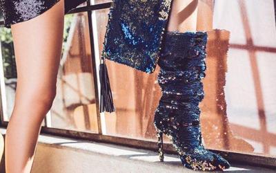 3 kiểu giày giúp các cô gái nổi bật
