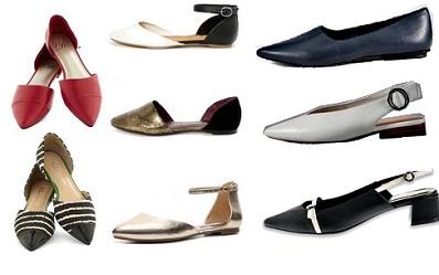 5 mẫu giày không thể thiếu trong tủ đồ của các nàng