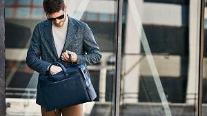 6 xu hướng túi xách nam độc lạ và sành điệu