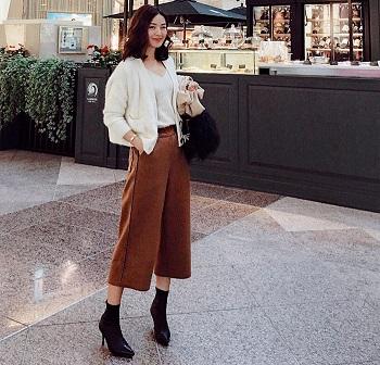7 cách mix đồ cùng giày boot nữ cổ ngắn cực chuẩn