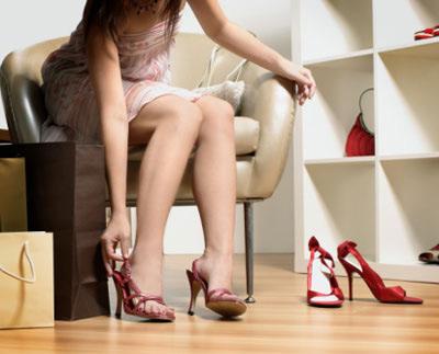 Bạn Đã Chọn Giày Đúng Cách Chưa?