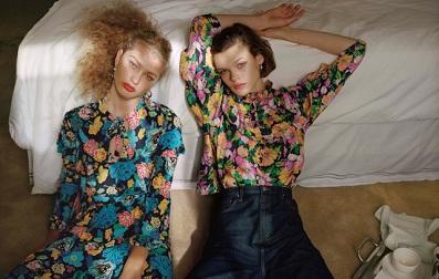 Bộ sưu tập mới của thương hiệu thời trang đường phố Anh Quốc với sự trỗi dậy mạnh mẽ của loạt họa tiết hoa và kẻ sọc ấn tượng