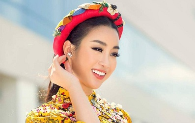 Các người đẹp Việt duyên dáng trong tà áo dài Xuân mới chính là hình ảnh khiến người hâm mộ đắm say nhất