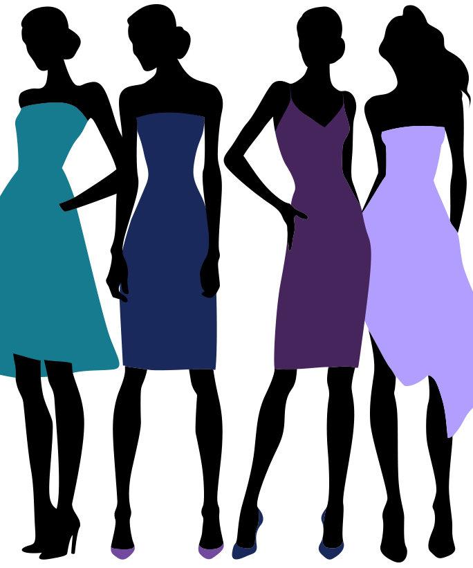 Cách chọn đầm tôn dáng & Cách chọn chân váy phù hợp với dáng người