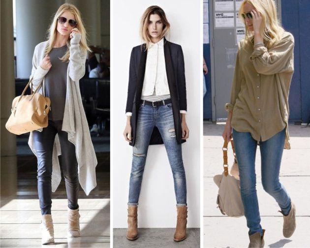 Cách chọn giày boot nữ xinh xắn theo dáng người