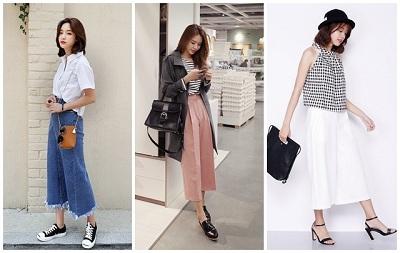 Chiêm ngưỡng thời trang của những cô nàng hiện đại