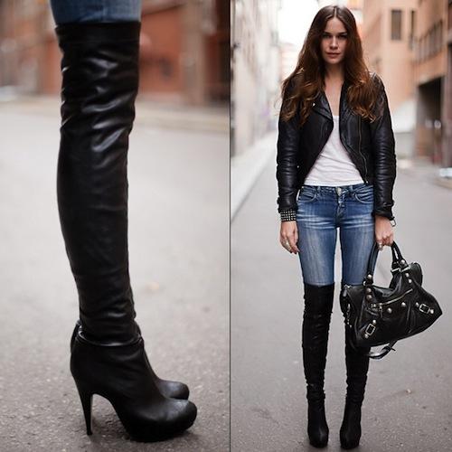 Chọn giày boots nữ theo tính cách & Cách chọn size giày boot