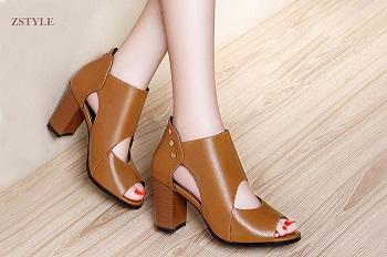 Điểm danh những kiểu giày siêu xinh dành riêng cho phái nữ