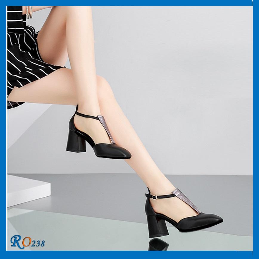 Giày Bít Mũi RO238
