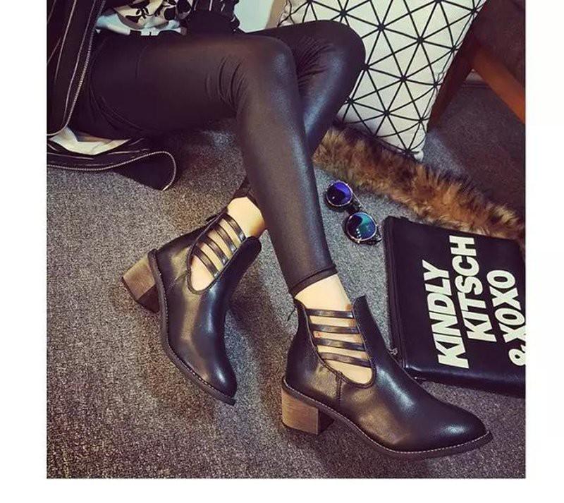 Giày boot nữ BN010