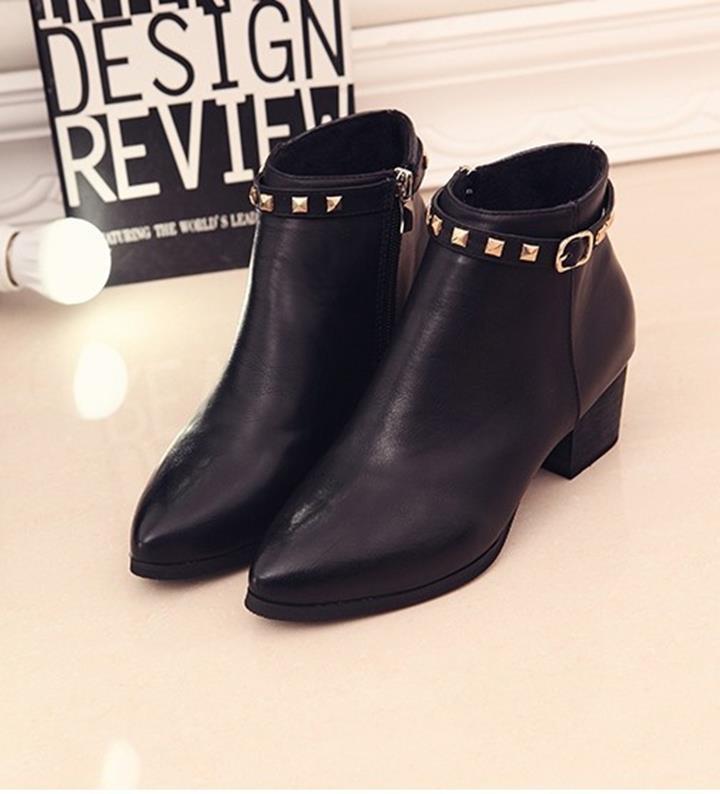 Giày boot nữ BN011