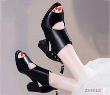 Giày boot nữ BN012