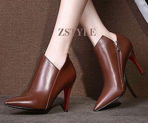 Giày boot nữ BN013
