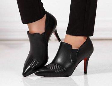 Giày boot nữ BN014