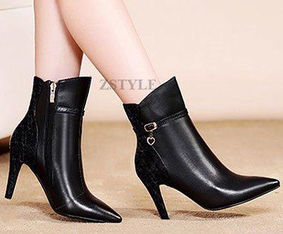 Giày boot nữ BN017