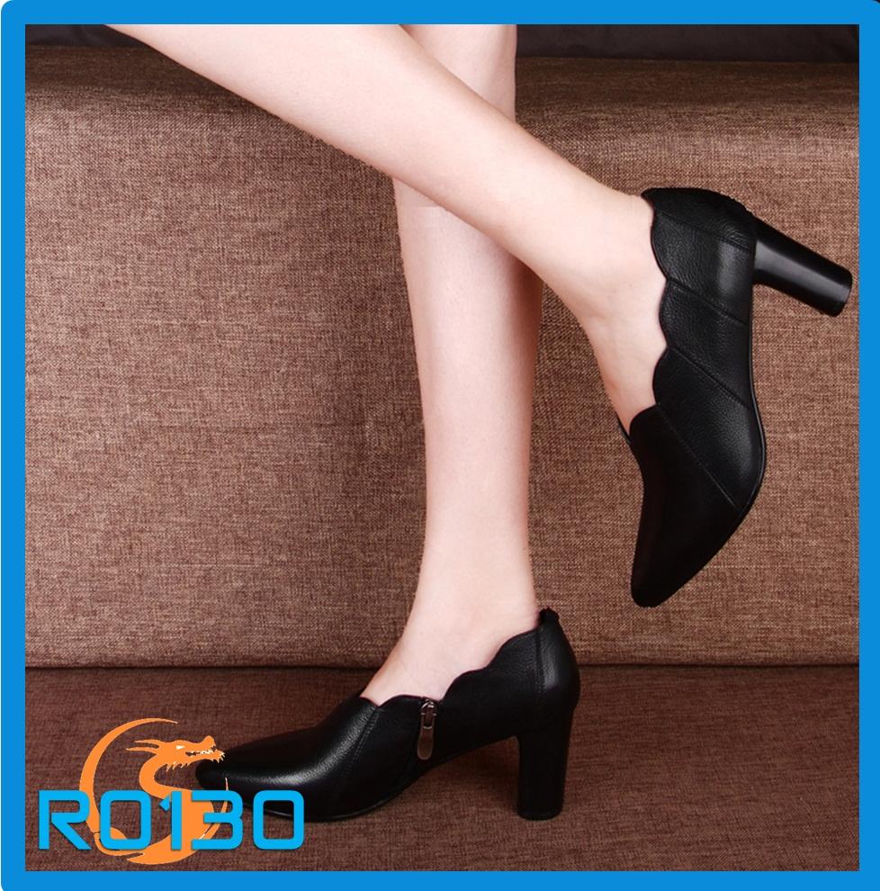 Giày boot nữ RO130