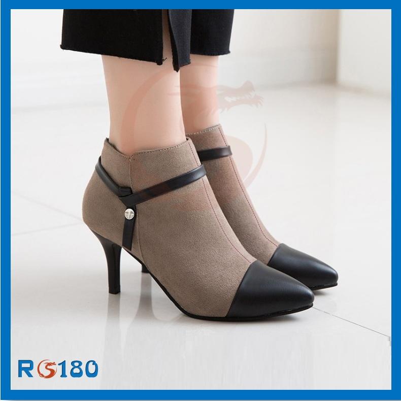 Giày boot nữ RO180
