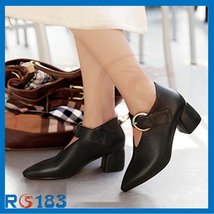 Giày boot nữ RO183