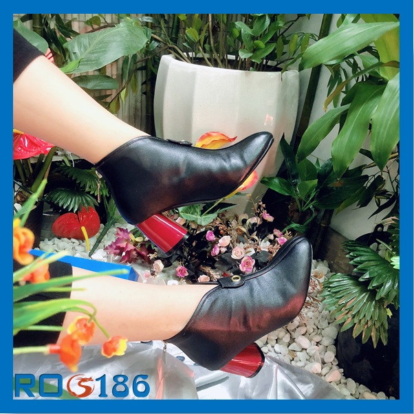 Giày boot nữ RO186