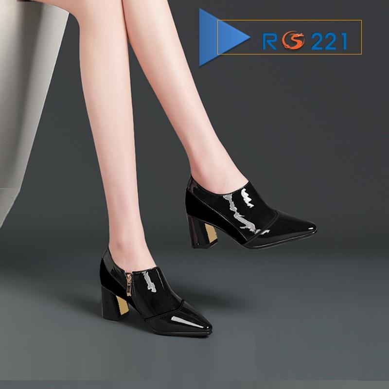 Giày boot nữ RO221