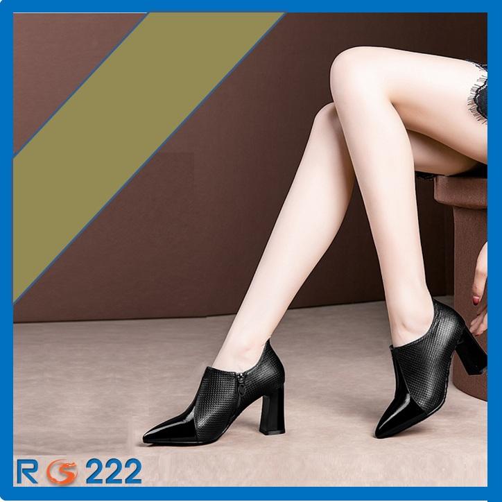Giày boot nữ RO222