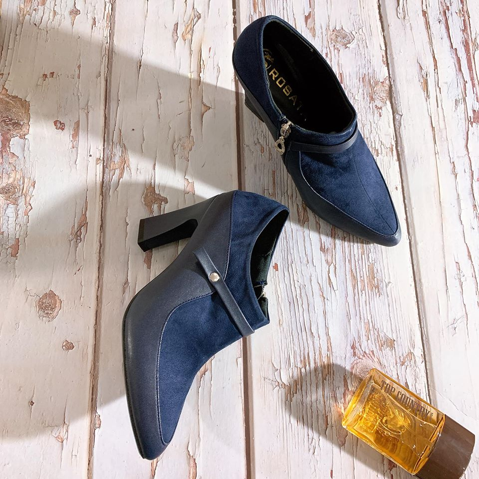 Giày boot nữ RO233
