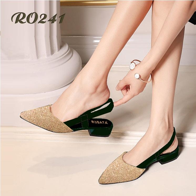 Giày boot nữ RO241
