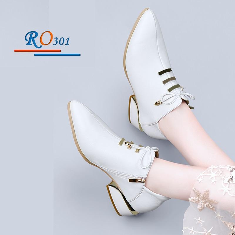 Giày Boot nữ RO301