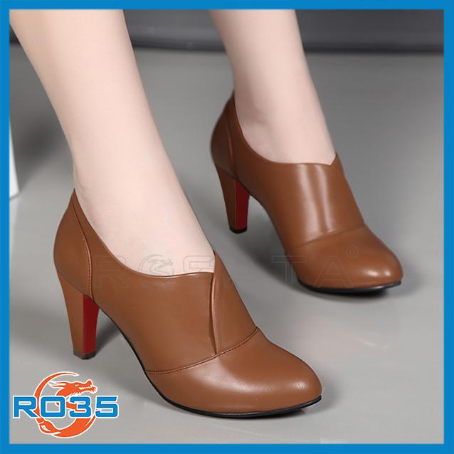 Giày boot nữ RO35
