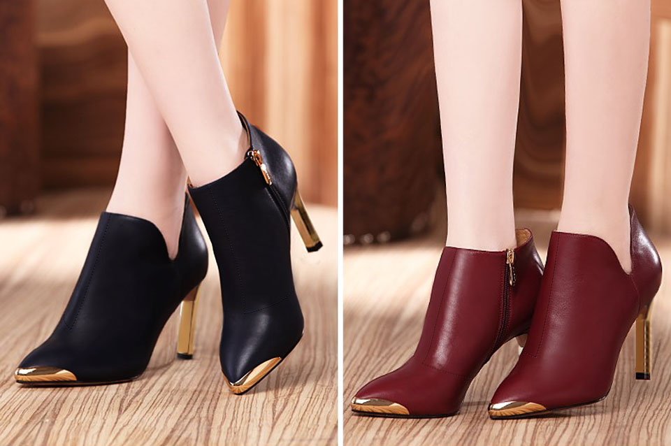 Giày Boot nữ RO37