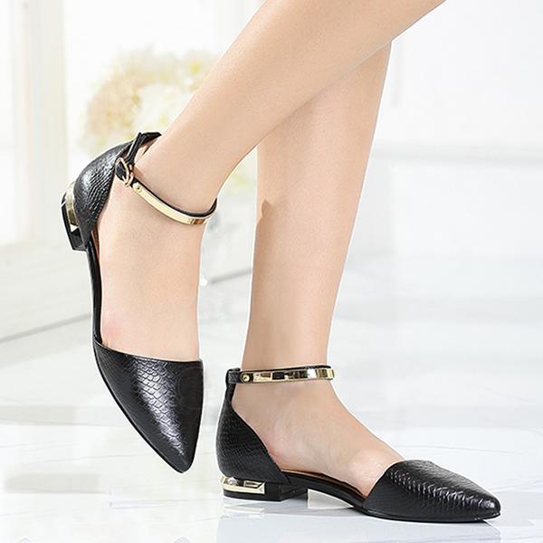 Giày búp bê nữ BBN01 màu đen