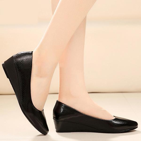 Giày búp bê nữ BBN04 màu đen
