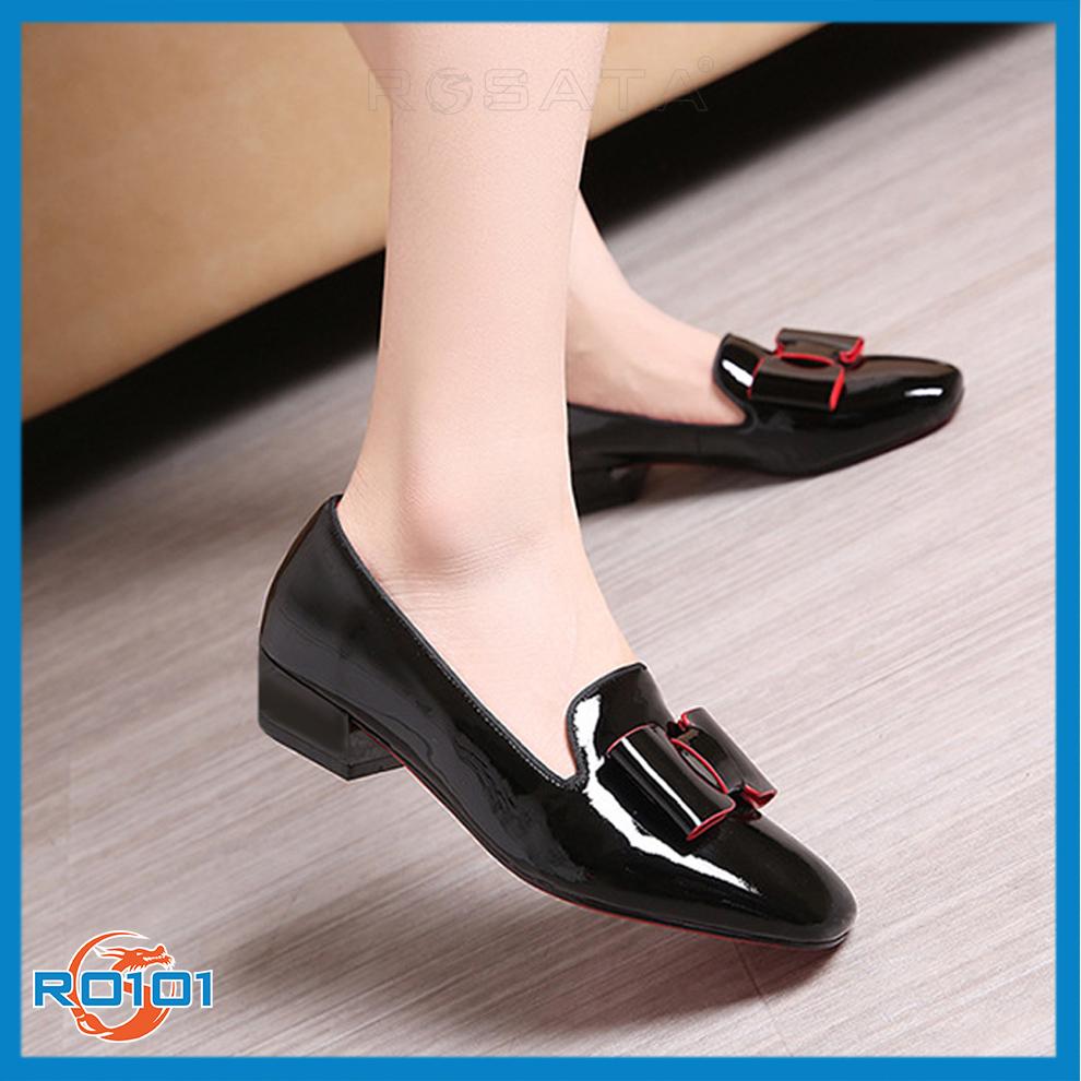 Giày búp bê nữ RO101