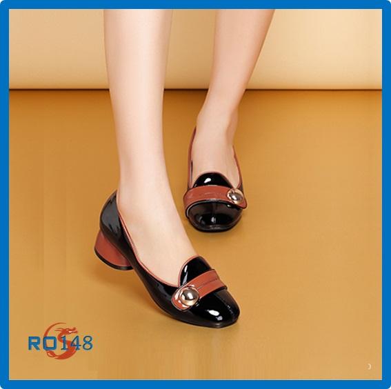 Giày búp bê nữ RO108