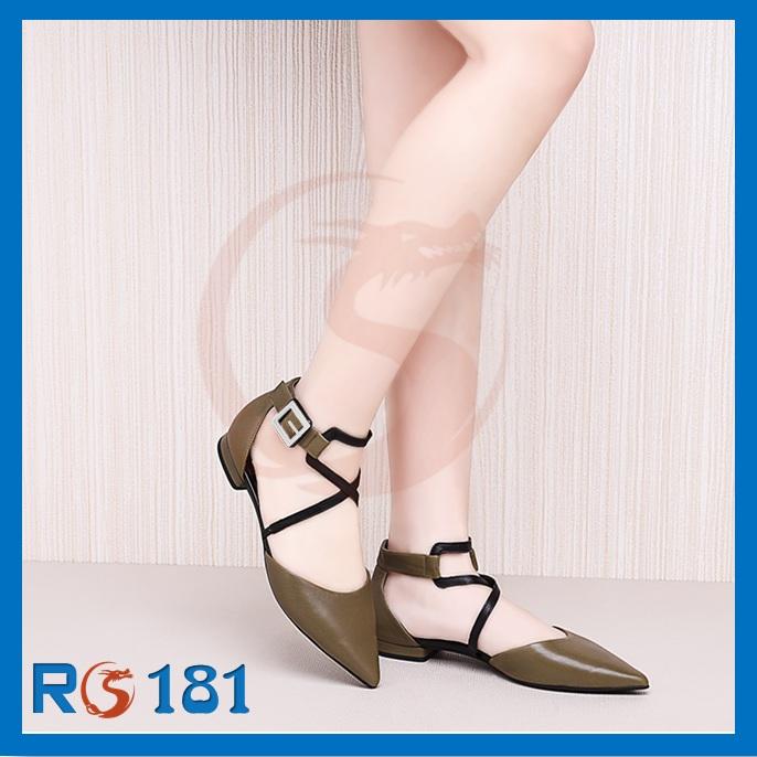 Giày búp bê nữ RO181