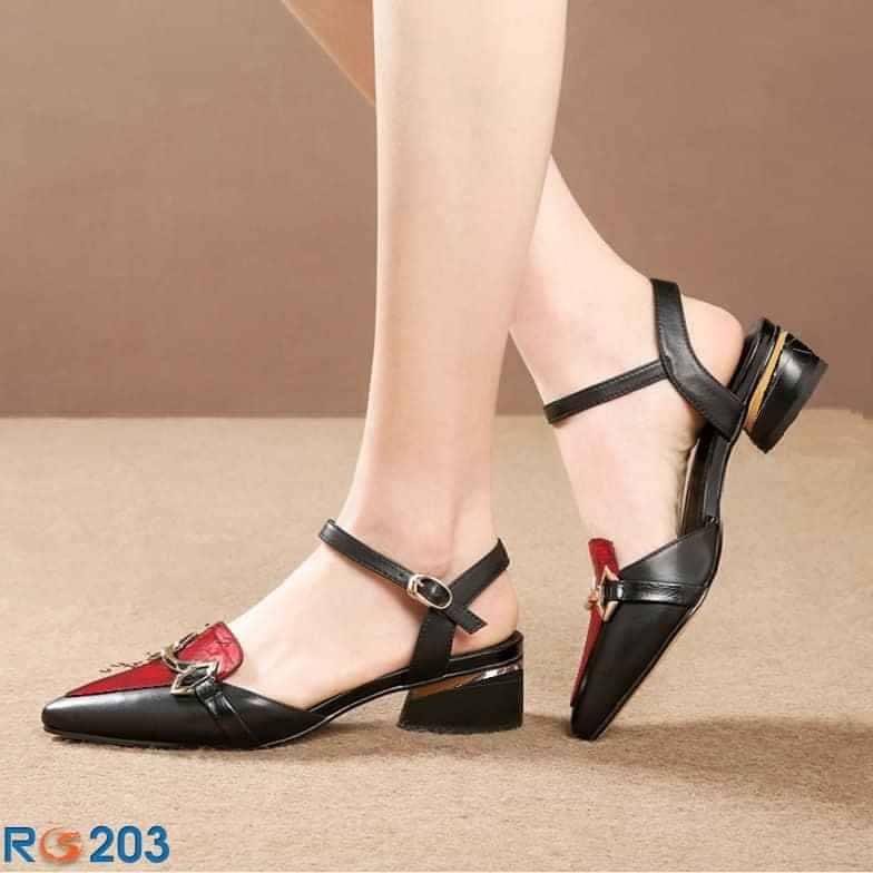 Giày búp bê nữ RO203