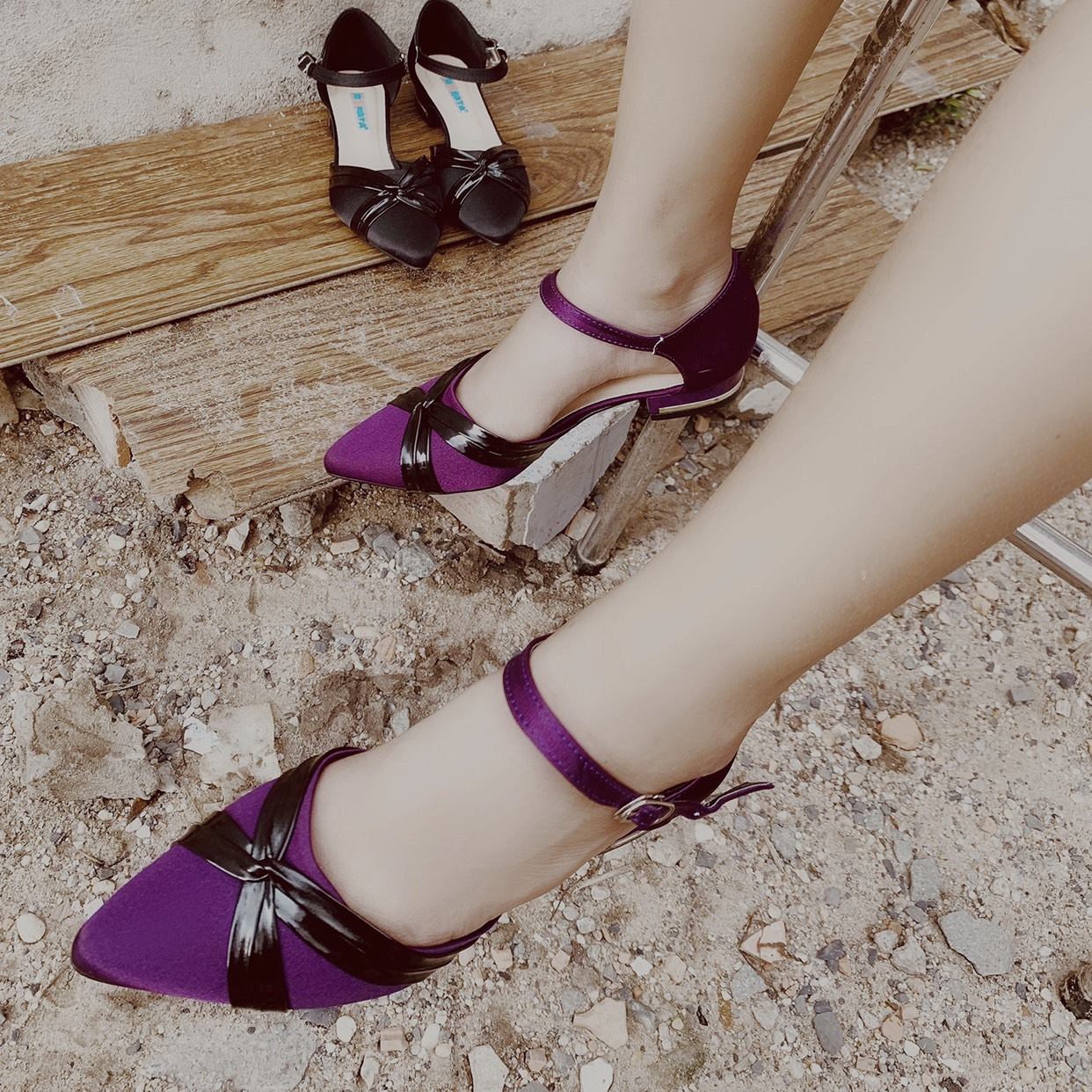 Giày búp bê nữ RO204
