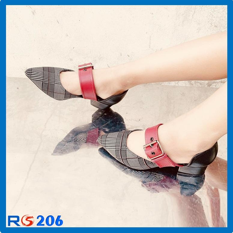 Giày búp bê nữ RO206