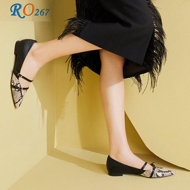Giày búp bê nữ RO267