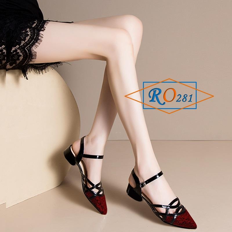 Giày búp bê nữ RO281