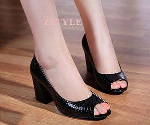 Giày cao gót nữ CGN019