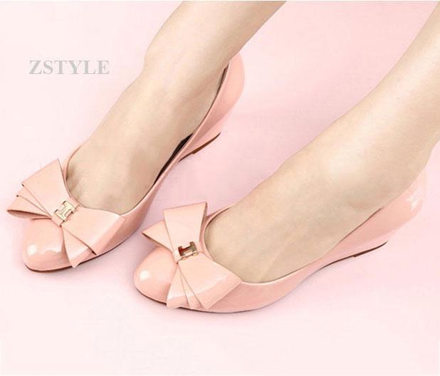 Giày cao gót nữ CGN029 màu hồng