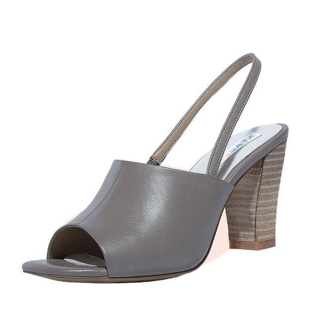 Giày cao gót nữ CGN03 màu xám