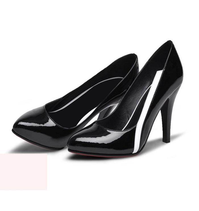Giày cao gót nữ CGN034 màu đen