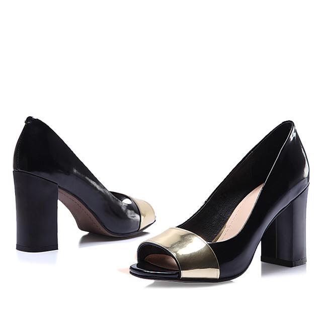 Giày cao gót nữ CGN056 màu đen