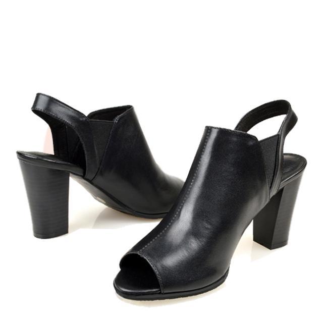 Giày cao gót nữ CGN059 màu đen